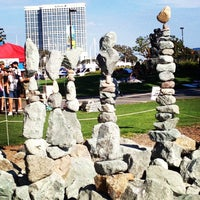Photo taken at Seaport Village by Rahsan D. on 8/18/2012