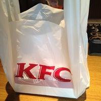 Photo taken at KFC by Ryohta N. on 6/18/2012