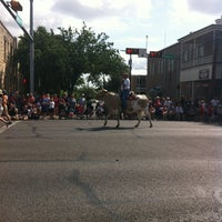 Photo taken at Fredericksburg, TX by P K. on 7/4/2012