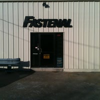 Photo taken at Fastenal by Mitch R. on 2/2/2012