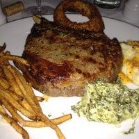 Photo taken at Fleming's Prime Steakhouse & Wine Bar by Brett D. on 8/22/2012