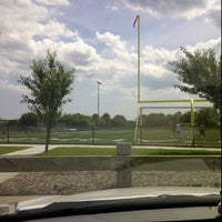 Photo taken at Granny Road Field by Ellyn M. on 6/3/2012