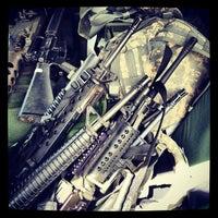 Photo taken at Range 18 (Aisne Marne) by Elliott P. on 4/20/2012