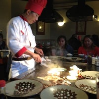 Photo taken at Benihana by Chata F. on 4/24/2012