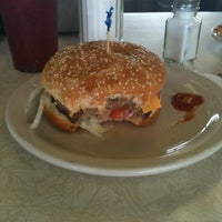 Photo taken at Papa's Drive In Diner by Andrea R. on 2/19/2012