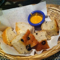 Photo taken at Trattoria Cugini Pizzeria by Ling Y. on 8/15/2012