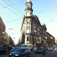 รูปภาพถ่ายที่ Пять углов โดย Igor F. เมื่อ 5/15/2012