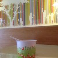 Photo taken at Yotopia by Brianna G. on 8/30/2012