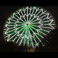 Photo taken at Diamond and Flower Ferris Wheel by balijin on 4/20/2012