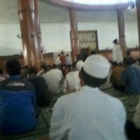 Photo taken at Masjid Sabilillah by sigit m. on 7/27/2012