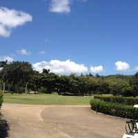 Photo taken at Olomana Golf Links by Radford N. on 3/29/2012