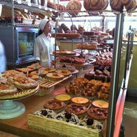 Photo taken at Balthazar Bakery by Sandy N. on 8/23/2012