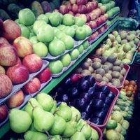 Photo taken at Plaza de Mercado de Paloquemao by Sebastian C. on 5/27/2012
