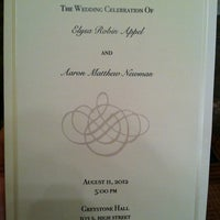 Photo taken at Greystone Hall by Heather B. on 8/11/2012
