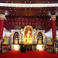 Photo taken at วัดป่าดาราภิรมย์ by Nu Y. on 2/23/2012