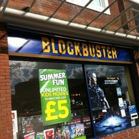 Photo taken at Blockbuster by david u. on 8/3/2012