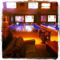 Photo taken at Lucky Strike by Jeff B. on 3/1/2012