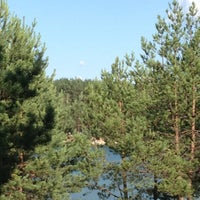 Photo taken at Голубые Озера / Blue Lakes by Vika on 6/24/2012
