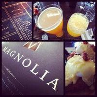 Photo taken at Magnolia Gastropub & Brewery by Dan U. on 2/26/2012