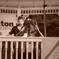 Photo taken at Bryn Mawr Gazebo by Linda C. on 6/23/2012