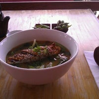 Photo taken at Noodle Theory by Aubrie J. on 2/22/2012