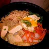 Photo taken at SJ Omogari Korean Restaurant by Diogo on 3/10/2012