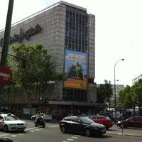 Photo taken at El Corte Inglés by Evgenii R. on 6/7/2012