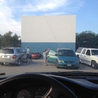 Photo taken at Boulevard Drive-In Theatre by Jason H. on 6/15/2012