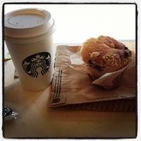 Photo taken at Starbucks by Francesco P. on 4/3/2012