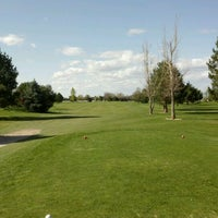Photo taken at Fox Tail Golf Course by Gregor S. on 4/15/2012
