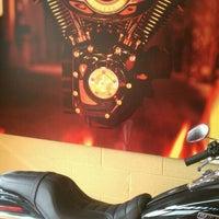 Photo taken at Lynchburg Harley-Davidson by Charlie L. on 3/11/2012
