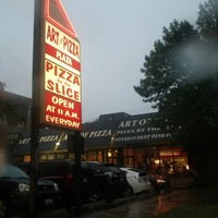 Photo taken at The Art of Pizza by Chris C. on 8/27/2012