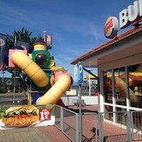 Photo taken at Burger King by Stefan K. on 8/18/2012