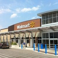 Photo taken at Walmart Supercenter by Anthony M. on 7/2/2012