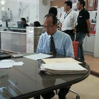 Photo taken at NST Resource Centre by Wan A. on 2/10/2012