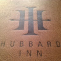 Photo taken at Hubbard Inn by Andy S. on 6/20/2012