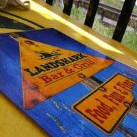 Photo taken at Landshark Bar & Grill by Alisa J on 8/25/2012