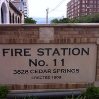 Photo taken at Fire Station #11 by Roxanne U. on 4/15/2012