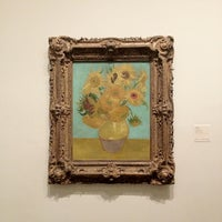 Photo taken at Sunflowers by Vincent Willem van Gogh by Stephen W. on 6/26/2012