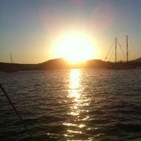 8/23/2012에 Selen Y.님이 Halikarnas İskele에서 찍은 사진