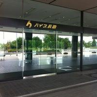 Photo taken at ハイブ長岡 by nakabii on 6/4/2012