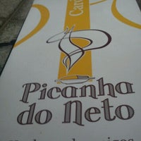 Photo taken at Picanha do Neto by Vanessa C. on 5/25/2012