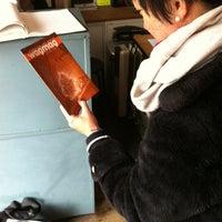 Photo taken at Kentler International Drawing Space by Jacqueline S. on 2/12/2012