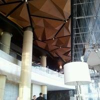 Photo taken at Kempinski Grand Hotel by Hayona on 6/16/2012