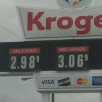 Photo taken at Kroger Fuel by DeVon M. on 6/22/2012