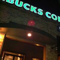 Photo taken at Starbucks by Brandon L. on 5/6/2012