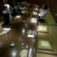 Photo taken at Irifune Restaurant Japonés by Nicolas C. on 6/6/2012