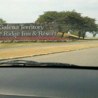 Photo taken at Eagle Ridge Resort & Spa by kathleen s. on 7/14/2012