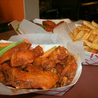 Photo taken at O Wings by Thomas S. on 8/7/2012