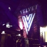 Photo taken at Velvet Speakeasy by Krıstófer-Þórır D. on 8/19/2012